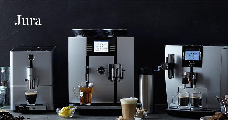 jura espresso machines